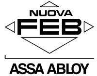 nuova feb assa abloy italia serrure 3 points serrure et gache electrique