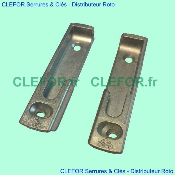 gache serrure cremone roto R L 11 1-806 clefor montpellier