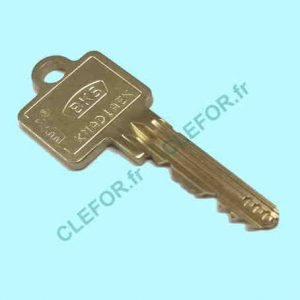 cle clef bks serie 33 serie 37 detect3