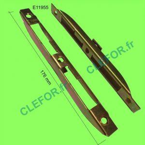 gache metal pour menuiserie bois ferco gu E11955 E-11955