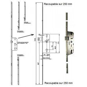 decena ajustable ferco gu axe 40 50 G-46521 G46521