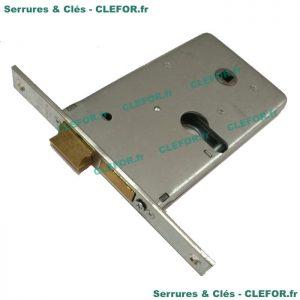 MG-812601 serrure mg cisa lince mobil home mobilhome encastree horizontale axe 60 70