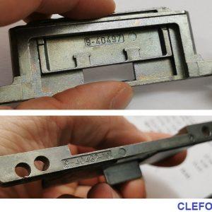 mecanisme gu 9-40462-10 9-40497 anti fausse manoeuvre pour fermeture fenetre