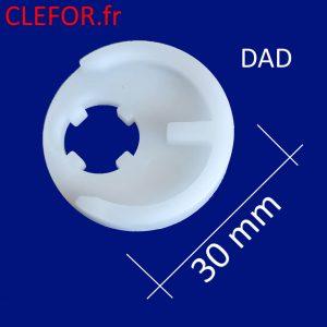 CMDAD00 came ronde 30 mm fermeture boite aux lettres decayeux languedoc 3 points 999972